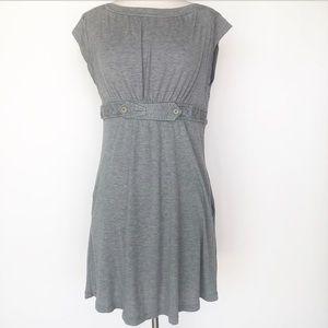 Bcbg MaxAzria gray comfy casual dress